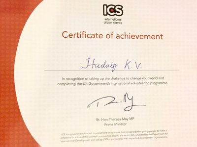 kv-hudaif-pravah-ics-certification